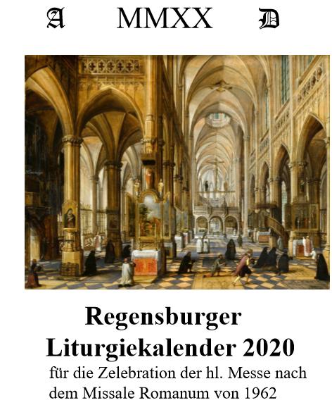 Dckblatt Liturgischer Kalender